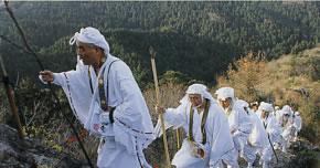 祈りの道「峰入り」